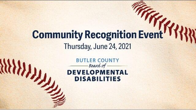Community Recognition Event